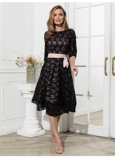 Party spitzen Kleid