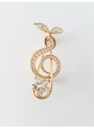 Bosche in Violinschlusselform