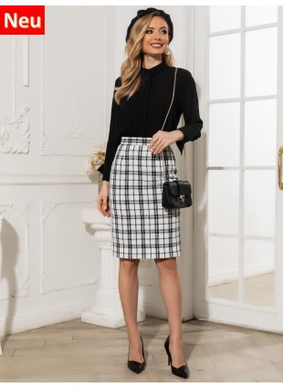 Tweedrock in Chanel Style